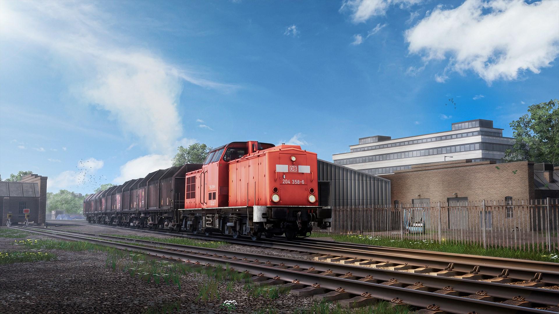 Train Sim World®: DB BR 204