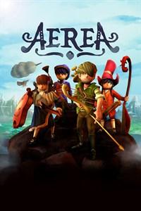 Carátula para el juego AereA de Xbox 360