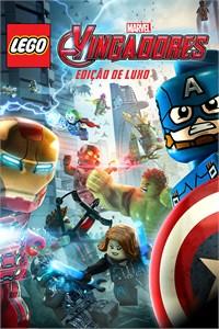 LEGO Marvel's Vingadores Edição de Luxo