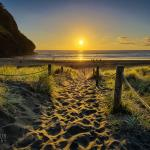 West Coast NZ by Ian Rushton