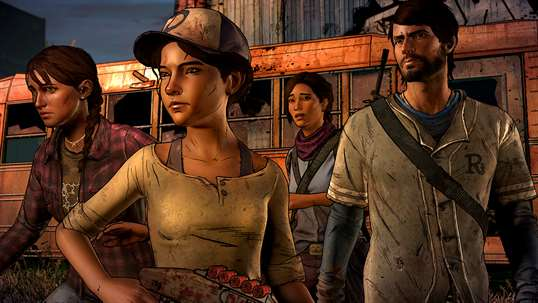 The Walking Dead Collection - The Telltale Series screenshot 1