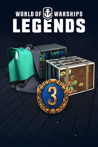 World of Warships: Legends - Punch Card pack
