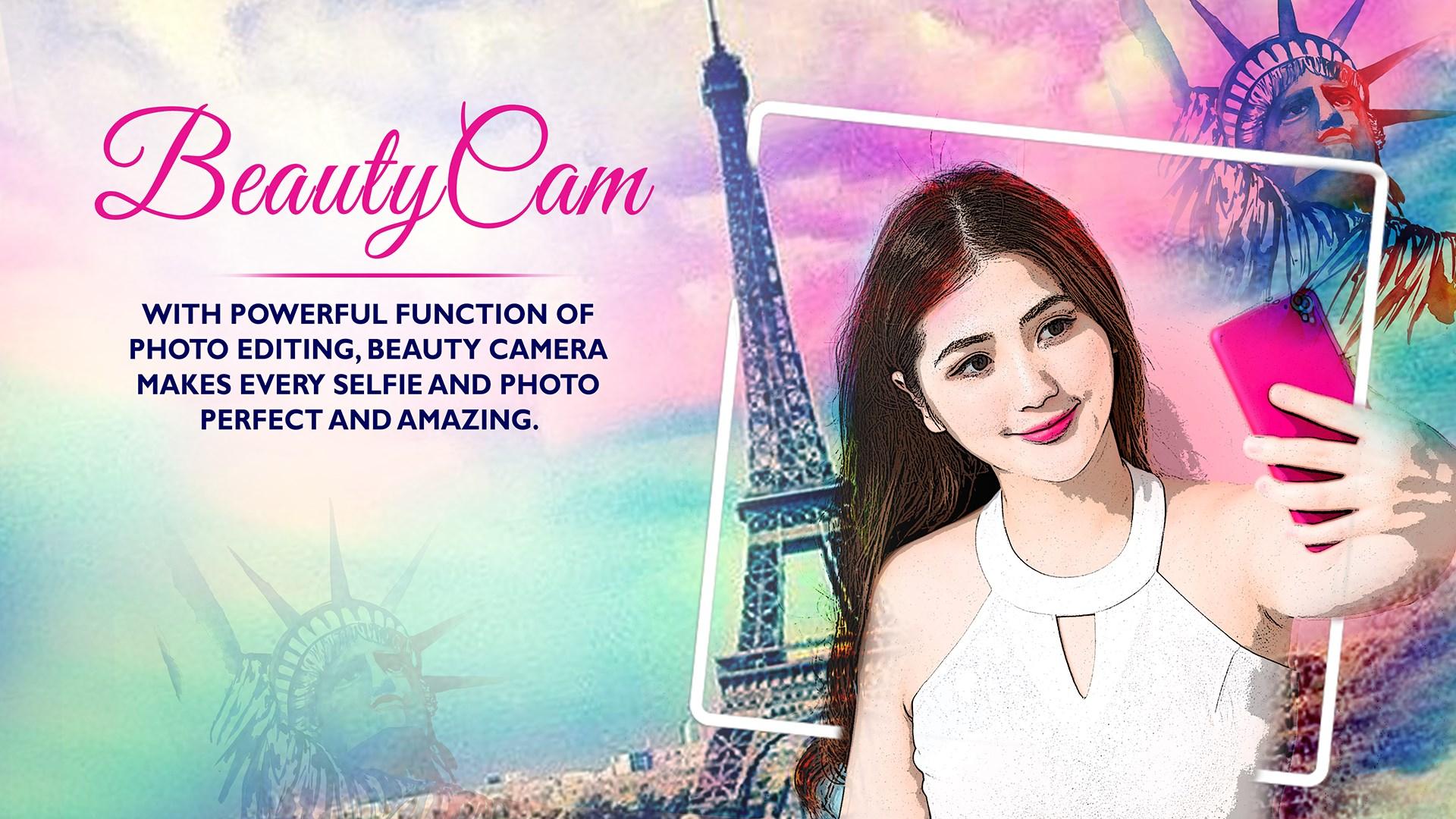 Get Beauty Cam- Selfie camera Effects - Microsoft Store
