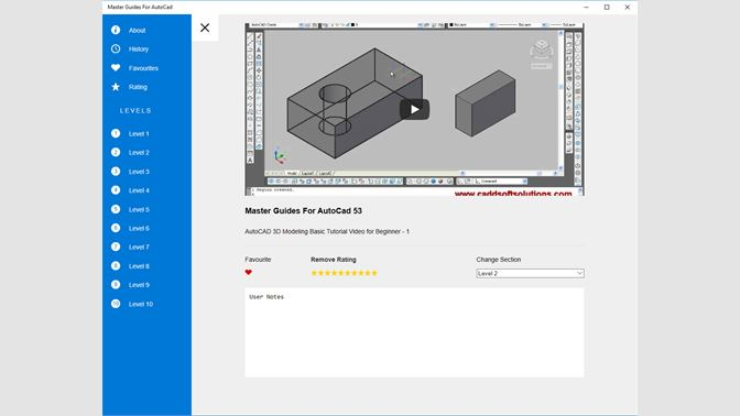 Acheter master guides for autocad microsoft store fr ne captures dcran malvernweather Images