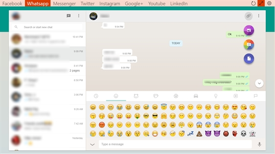Social World Messenger for Windows 10 PC Free Download