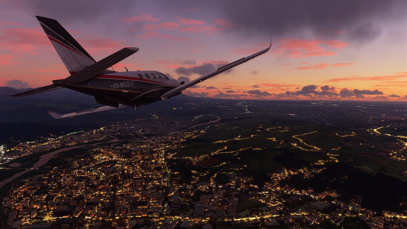 Análisis de Microsoft Flight Simulator