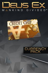 Deus Ex: Mankind Divided - 1000-Credits-Pack