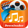 Music & video downloader with Playlist