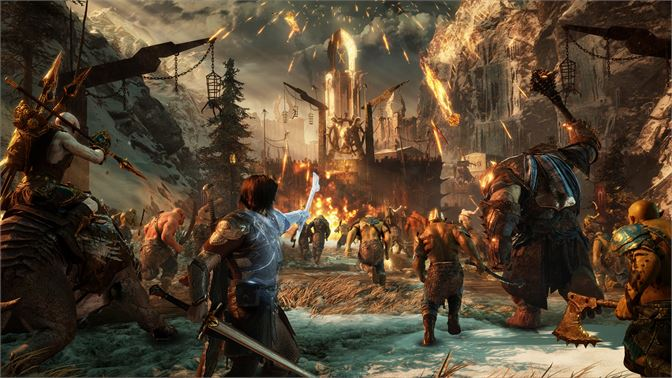 Buy Middle-earth™: Shadow of War™ - Microsoft Store en-IN