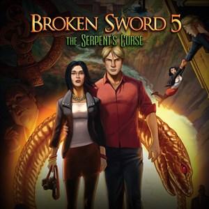 Broken Sword 5 - the Serpent's Curse Xbox One
