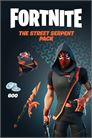 Fortnite - Le pack de serpent de rue