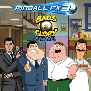 Pinball FX3 - Balls of Glory Pinball™ Xbox One