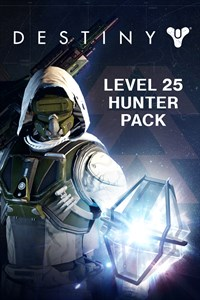 Destiny - Level 25 Hunter Pack