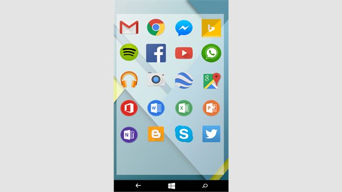 Get WinDroid Lollipop - Microsoft Store