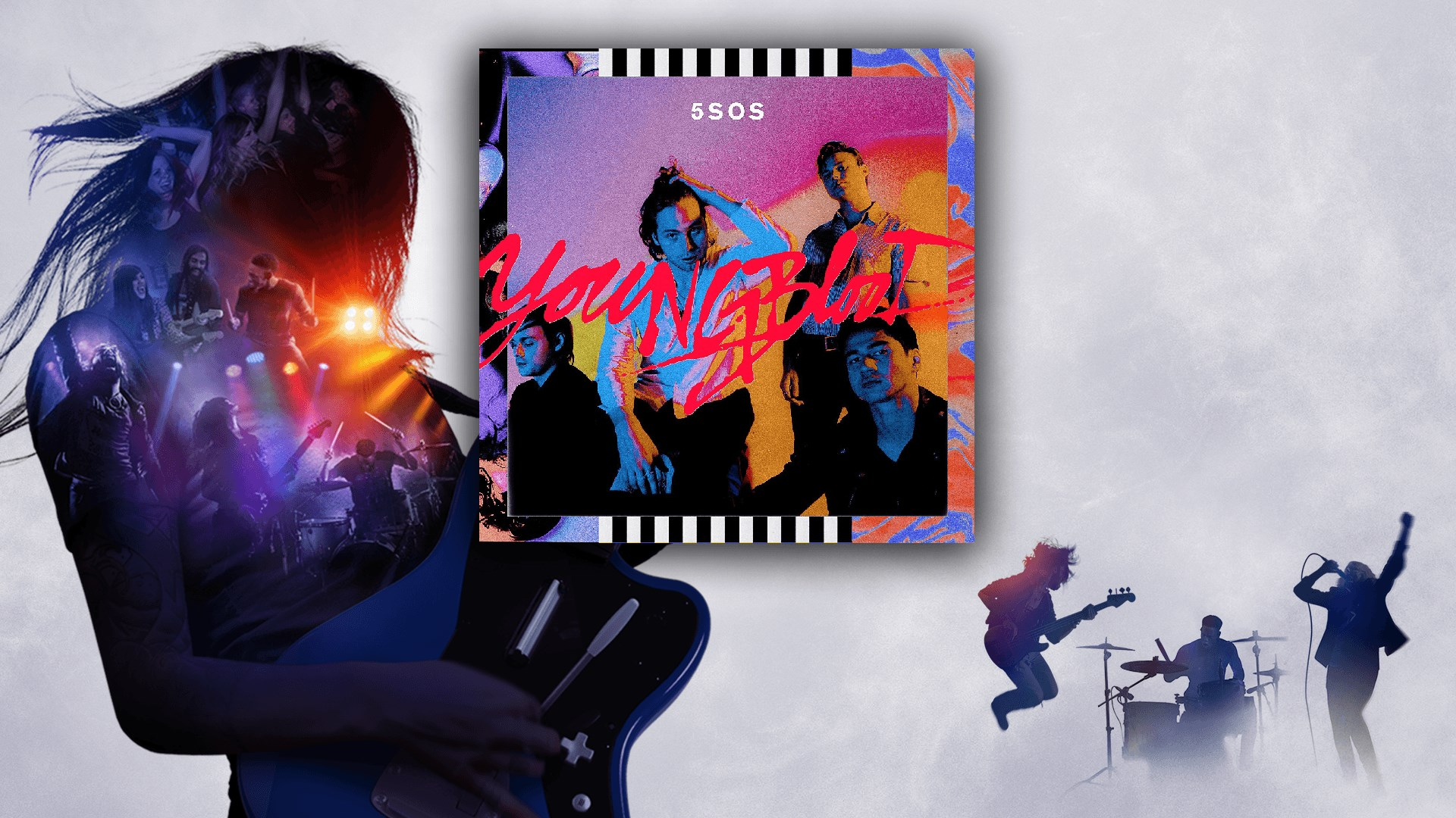 Comprar Youngblood 5 Seconds Of Summer Microsoft Store Es Ar