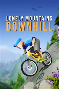 Carátula del juego Lonely Mountains: Downhill