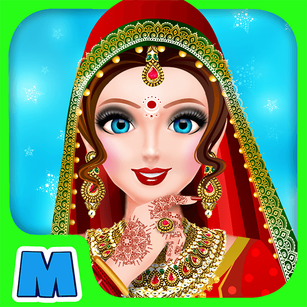 Get Indian Wedding Dressup Makeover Fun Beauty Makeup Game For Girls Microsoft Store