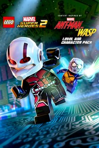 Marvel's Ant-Man and the Wasp Level Pack