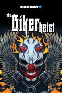 PAYDAY 2: CRIMEWAVE EDITION - The Biker Heist