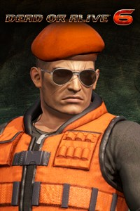 DEAD OR ALIVE 6 Character: Bayman