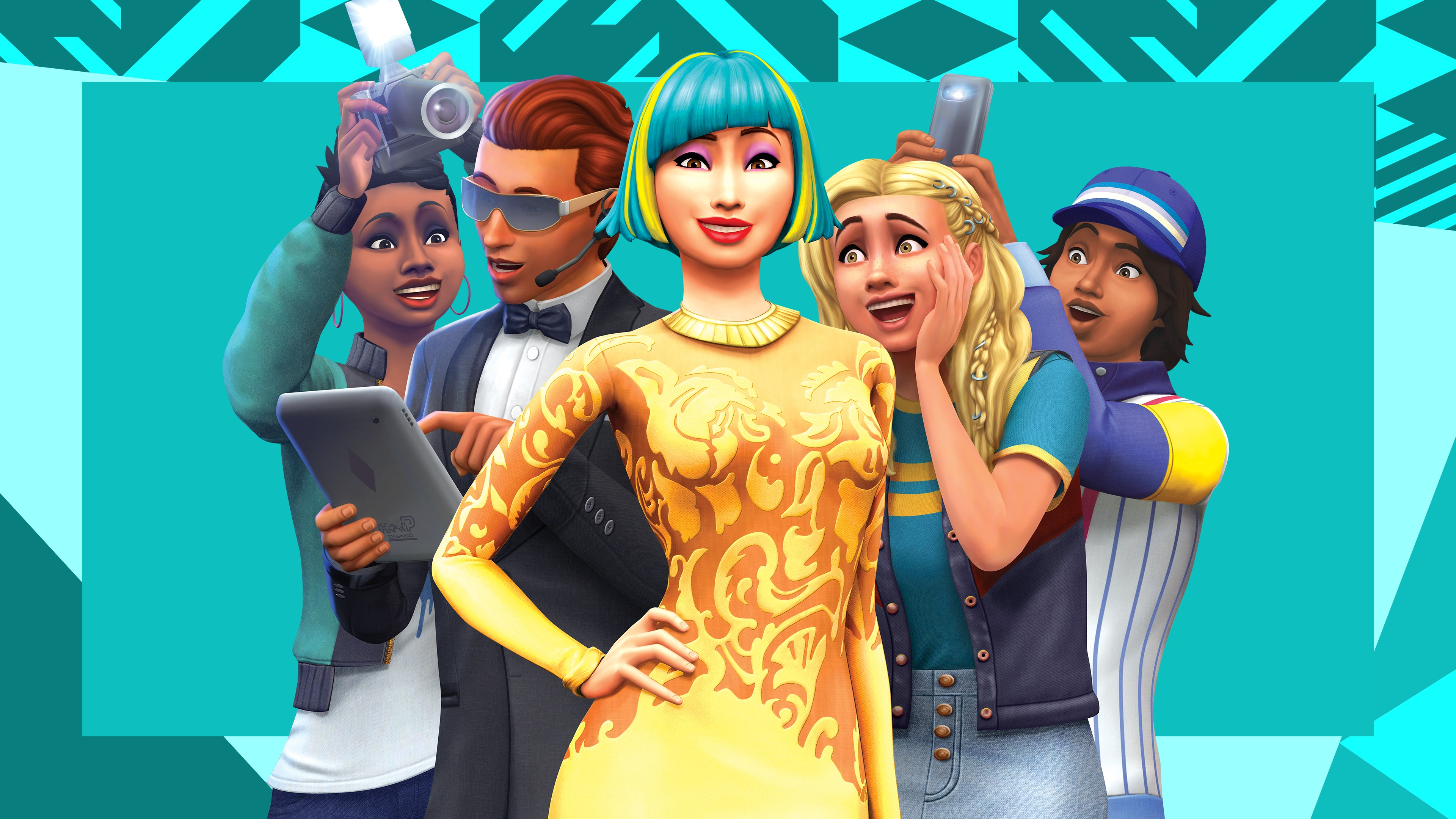 Buy The Sims™ 4 Get Famous - Microsoft Store