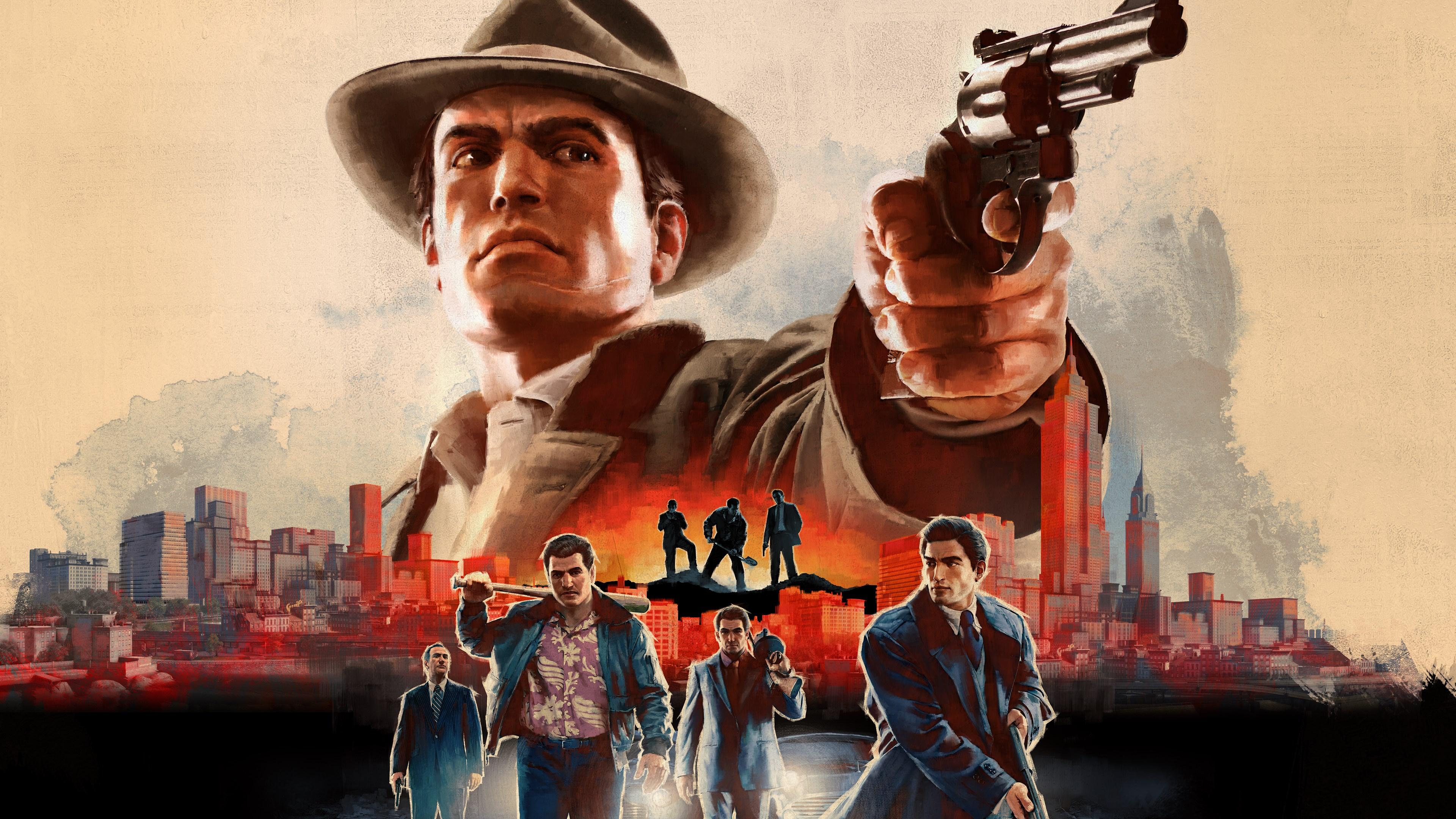 Скриншот №5 к Mafia II Definitive Edition