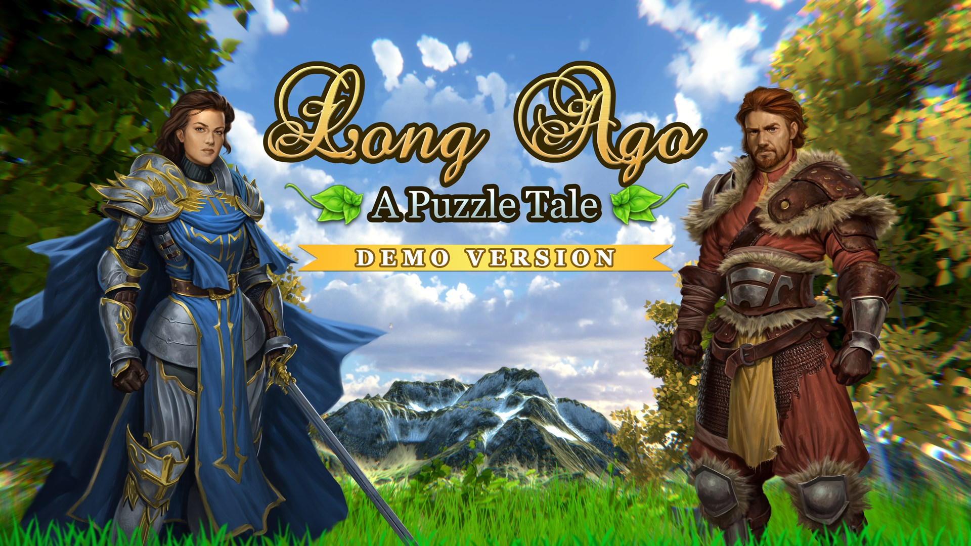 Long Ago: A Puzzle Tale - Demo Version