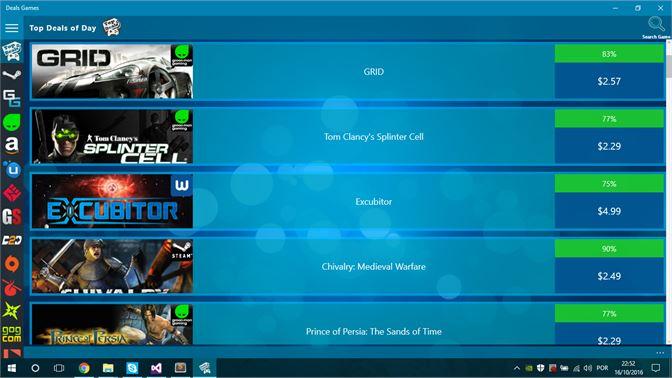 Get Deals Games - Microsoft Store