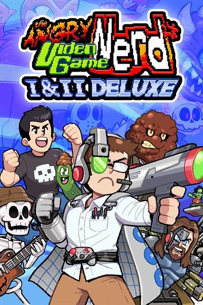 Angry Video Game Nerd I & II Deluxe