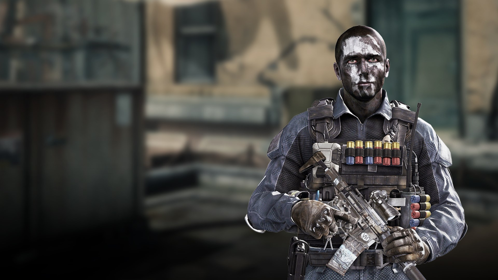Call of Duty: Ghosts - Personnage spécial : Hesh