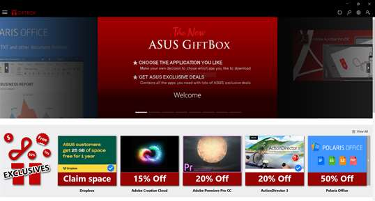 Asus Giftbox
