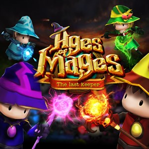Ages of Mages: the last keeper Xbox One