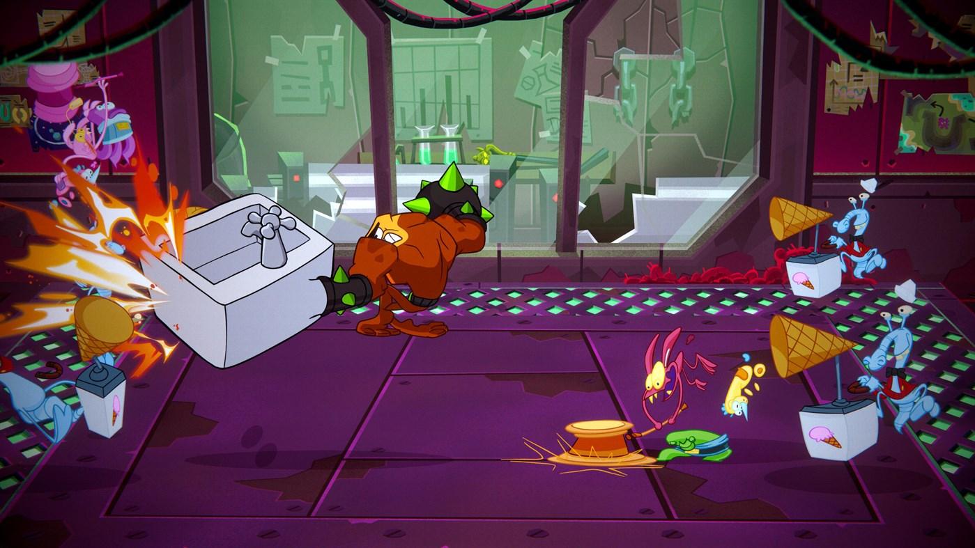 Battletoads muestra un extenso gameplay aprovechando su lanzamiento