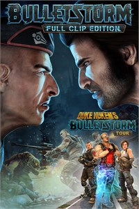 Carátula del juego Bulletstorm: Full Clip Edition Duke Nukem Bundle