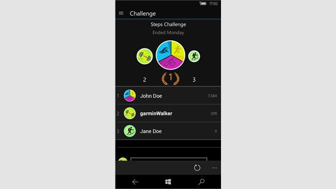 Get Garmin Connect Mobile - Microsoft Store