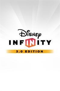 Carátula del juego Disney Infinity 3.0 Edition