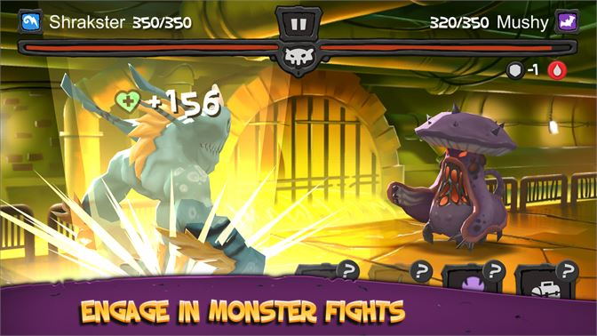 monster busters unlimited lives