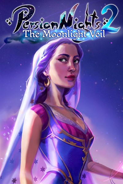 Persian Nights 2: The Moonlight Veil (Xbox Version)