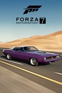 Forza Motorsport 7 1970 Plymouth Hemi Cuda Convertible