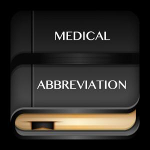 Medical Abbreviations Dictionary Offline