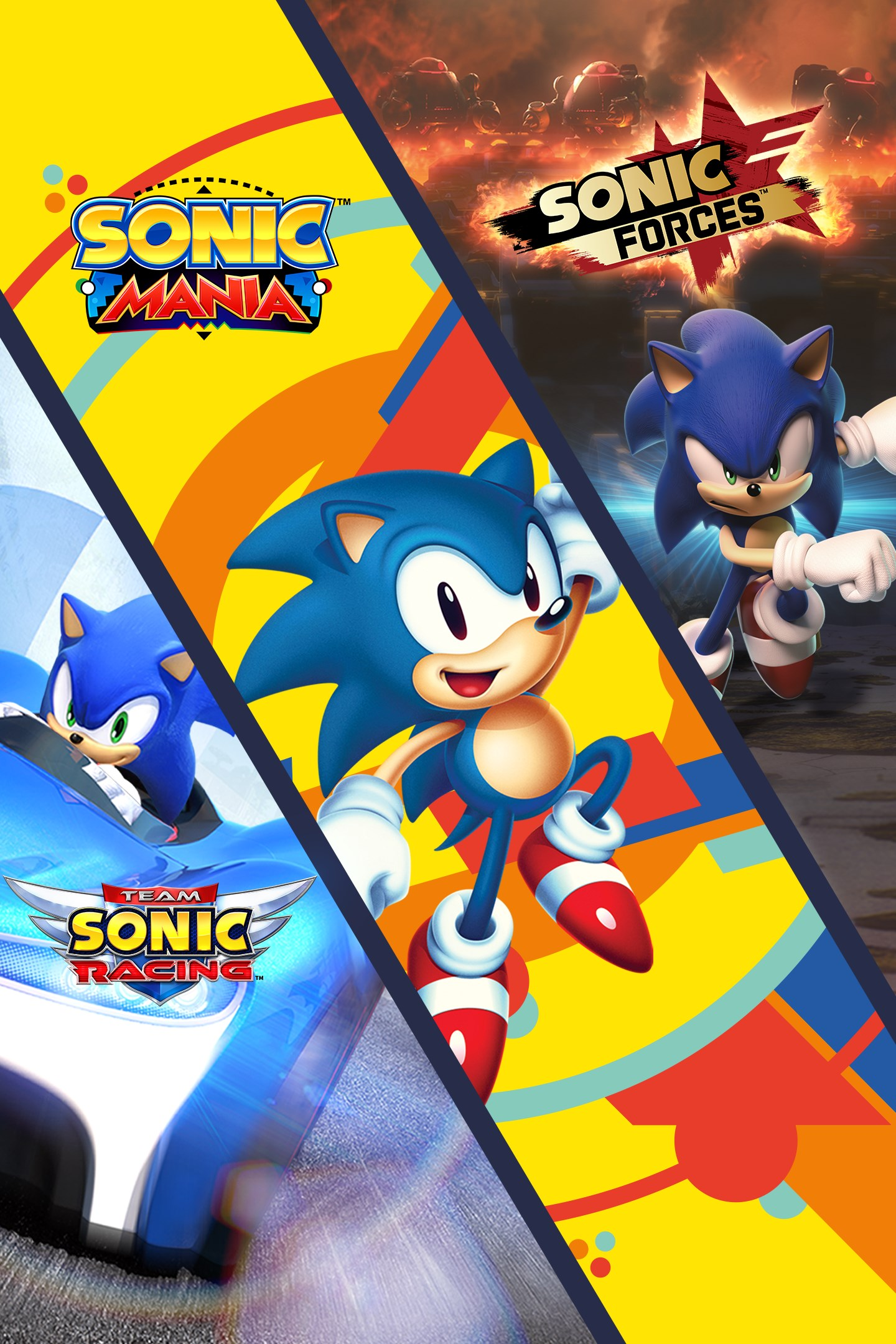 Buy The Ultimate Sonic Bundle Microsoft Store