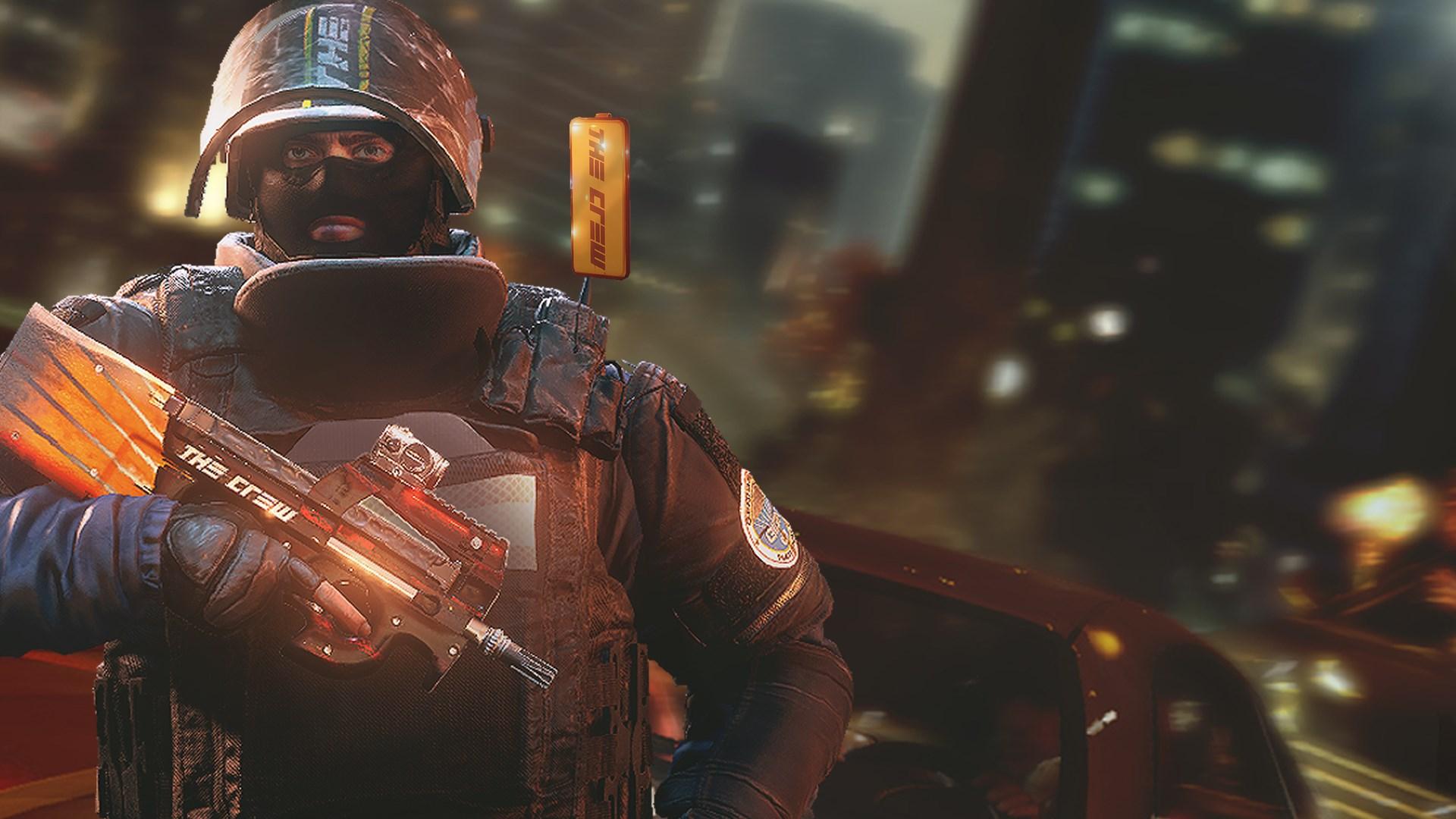 Tom Clancy's Rainbow Six Siege: ROOK THE CREW SET