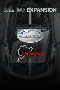 Project CARS - Pagani Nürburgring Combined Track Expansion