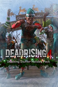 Dead Rising 4: Stocking Stuffer Holiday Pack