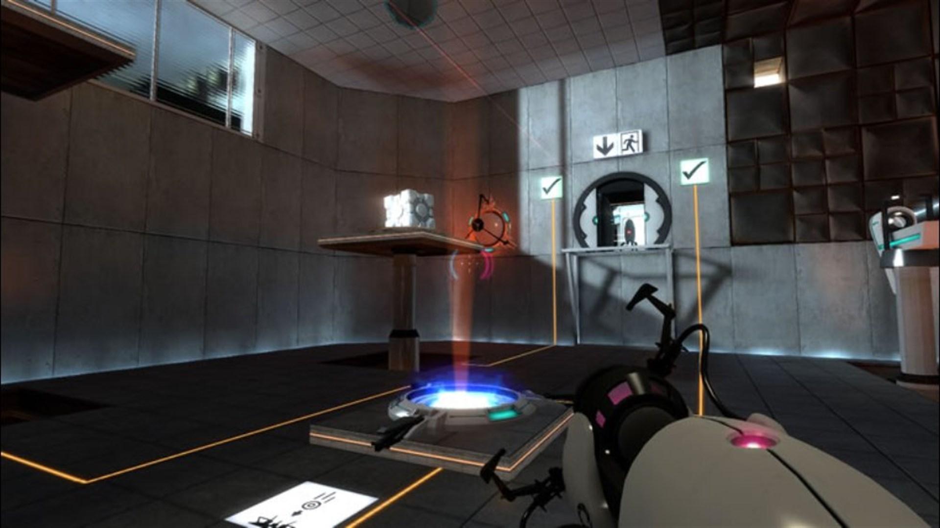 Скриншот №20 к Portal Still Alive