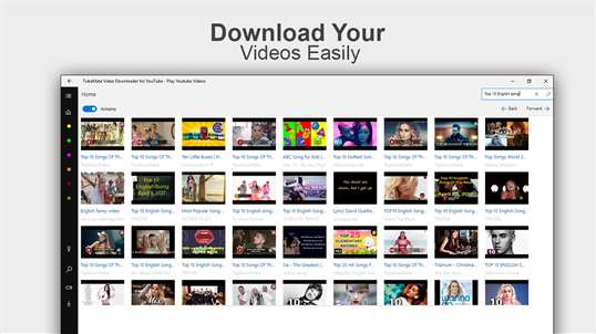 Video & Mp3 Music Downloader for Youtube Videos screenshot 5