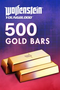 Carátula del juego Wolfenstein: Youngblood - 500 Gold Bars