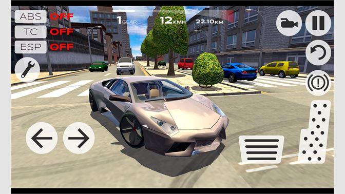Get Extreme Car Driving Simulator 3d Microsoft Store