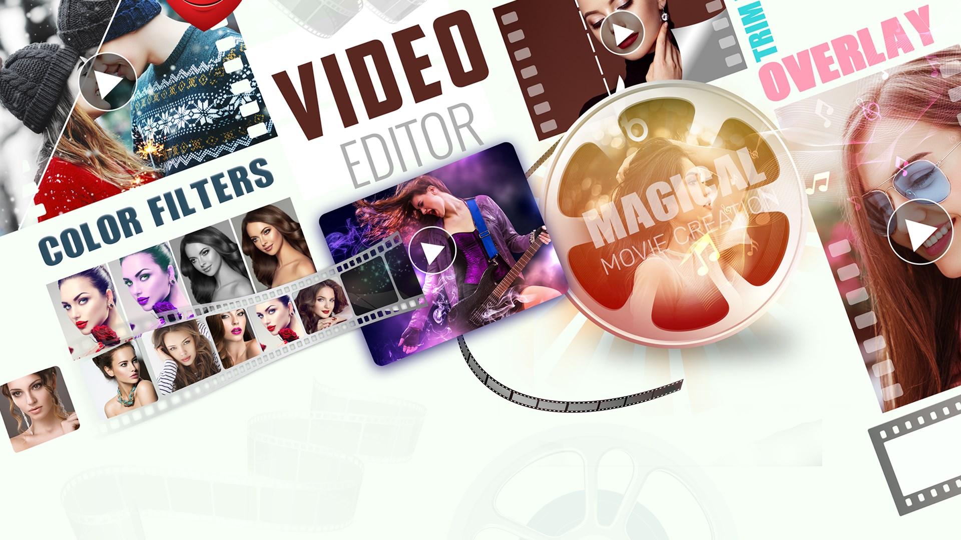 Get Movie Maker Video Editor For Windows Microsoft Store
