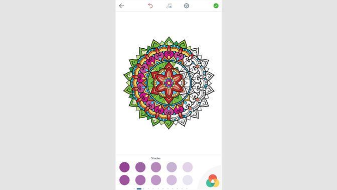 Get Mandala Coloring Pages